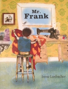 Mr. Franks sews through the decades.