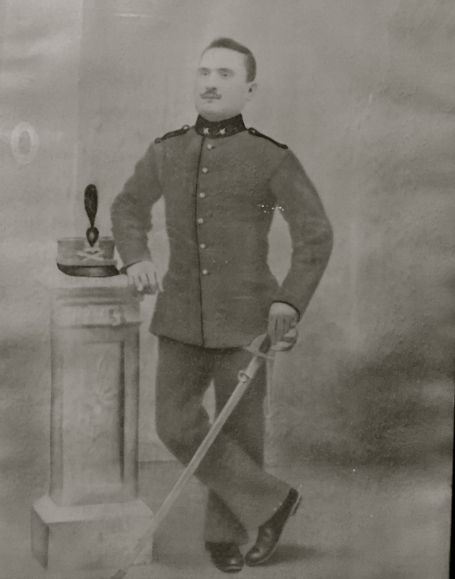 My great grandfather Giovanni DiGioia.