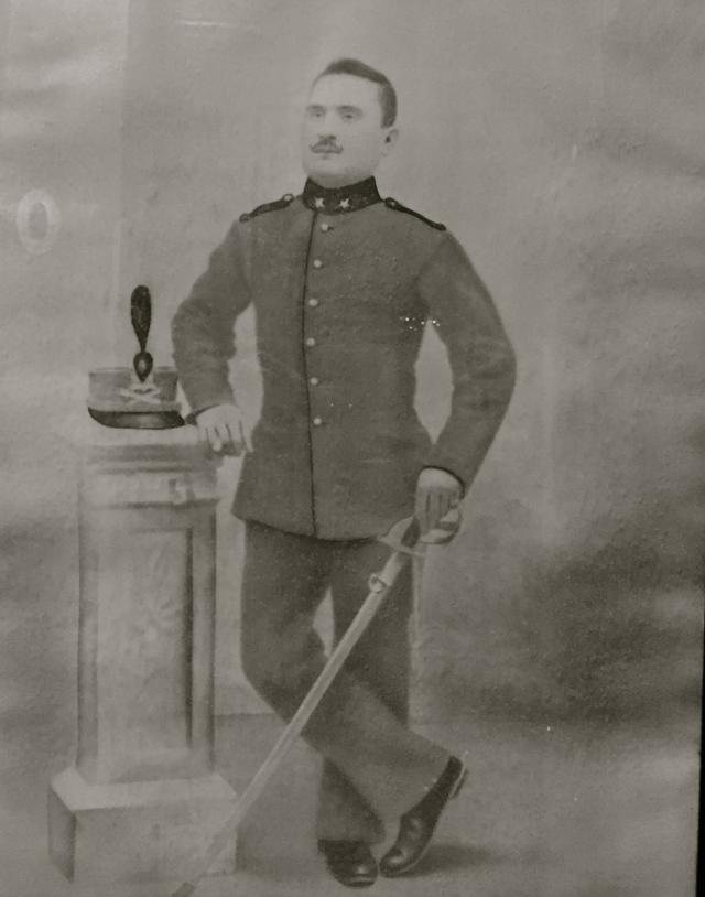 My great grandfather Giovanni DiGioia.