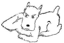 Thurber dog