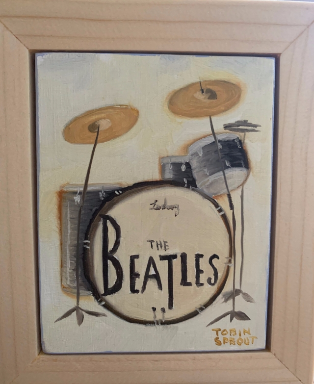 Beatles by Tobin